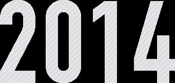 2014年